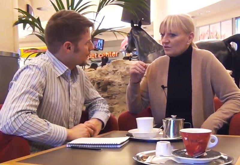 Táňa Havlíčková rozhovor z konzulatce