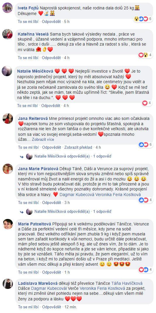 Táňa Havlíčková OCTO-GRAM reference