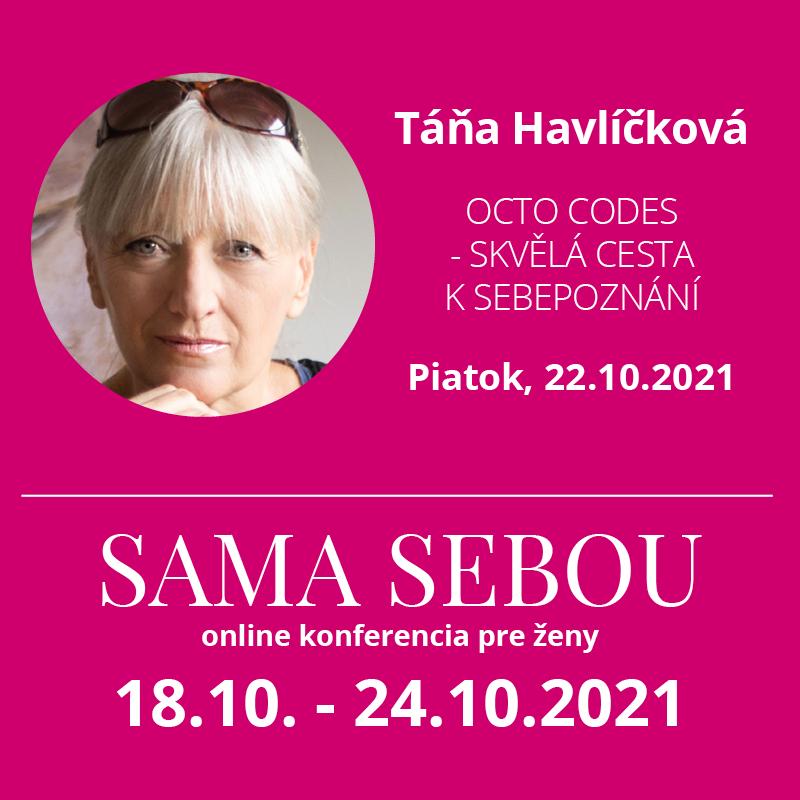 Táňa Havlíčková OCTO CODES